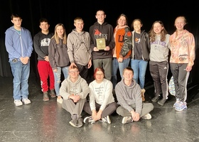 Math Team places 2nd at Camdenton HS Contest