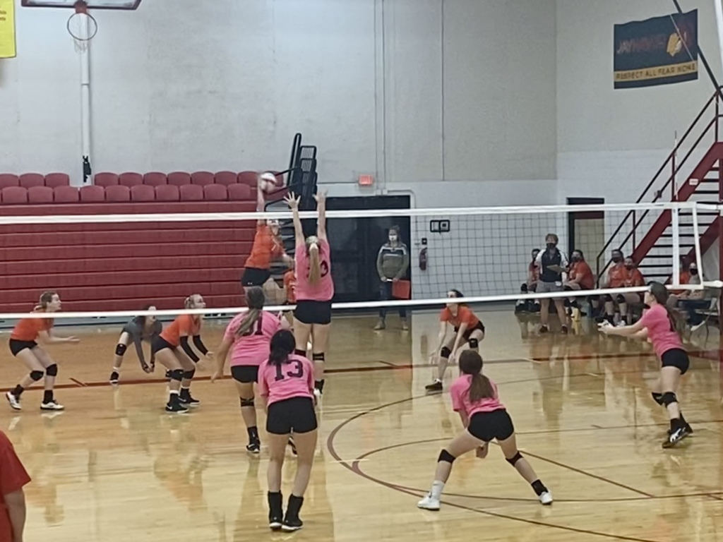 Eagles going for the kill against Jayhawk Linn