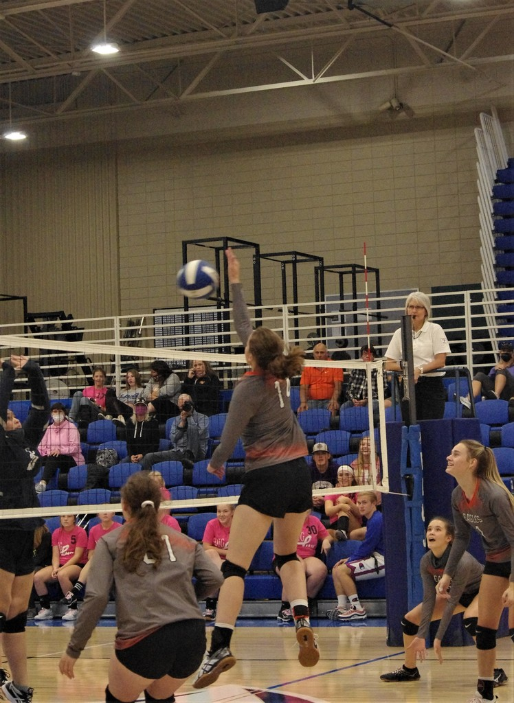 Gwen Fry with a Kill against KCC