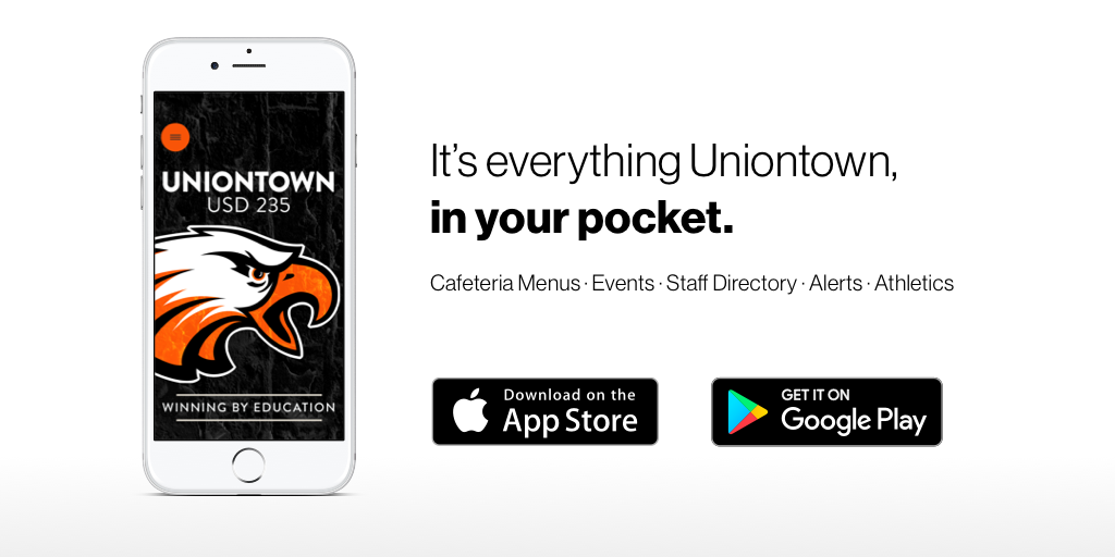 Uniontown App...it's everything Uniontown in your pocket.