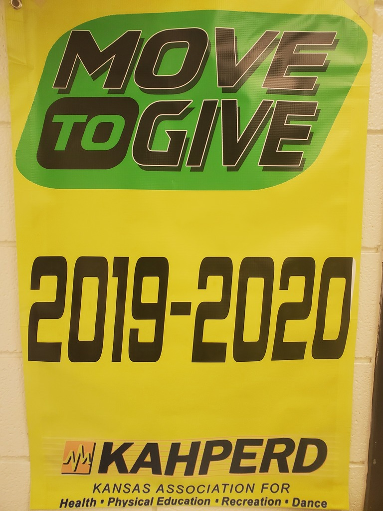 Move to Give 2019-2020 Banner