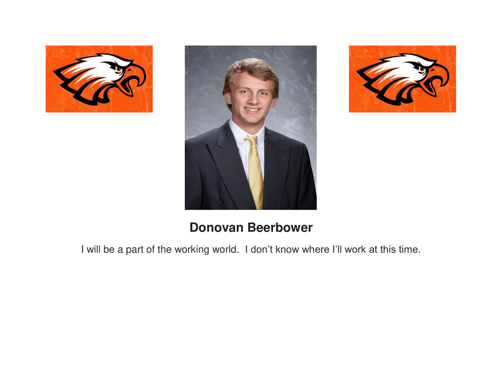 Picture of Donovan Beerbower