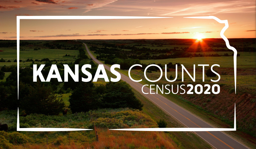 Kansas Counts...take the Census.