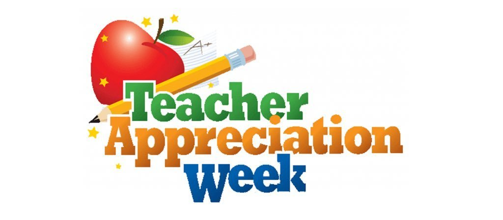 Teacher Appreciation Week poster
