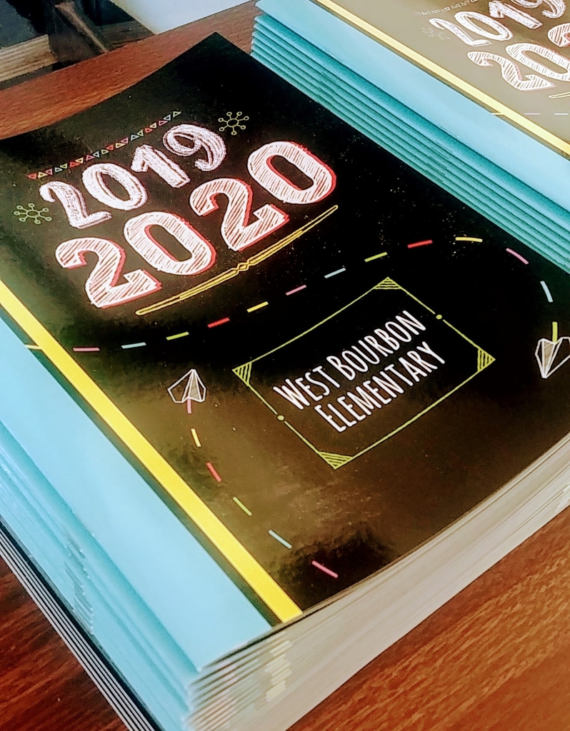 WBE 2020 yearbook